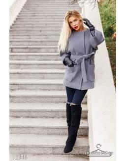 Кашемировое пальто 12347