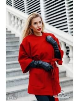 Кашемировое пальто 12348