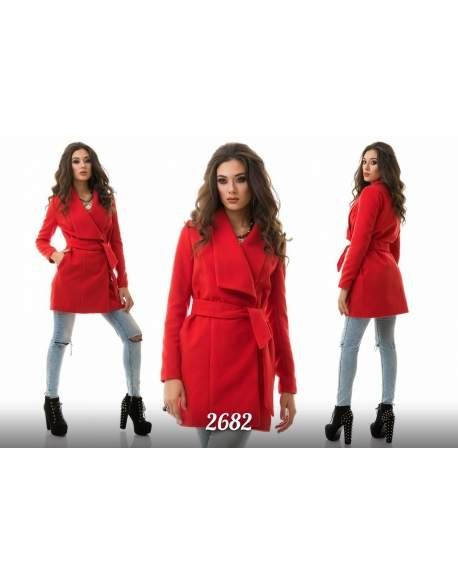 Пальто запаъх 2682