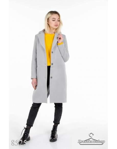 Кашемировое пальто  8525