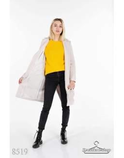 Кашемировое пальто  8519