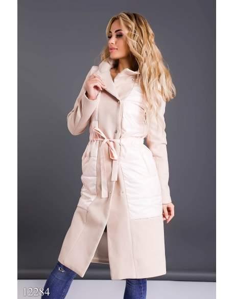 Женское пальто 12284