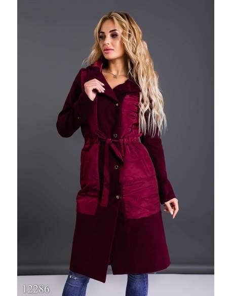 Женское пальто 12286