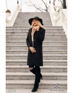 Кашемировое пальто 12351