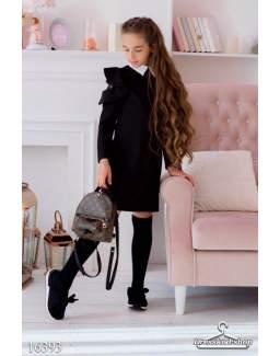 Детское школьное платье 16393