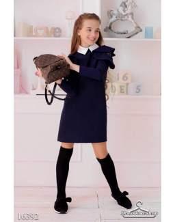 Детское школьное платье 16392