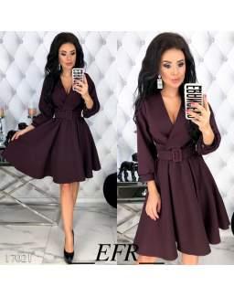 Женское  платье    17021