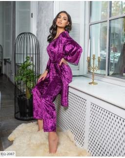 Комплект (халат+пижама) 23714