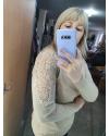 Женский свитер бежевый 23987